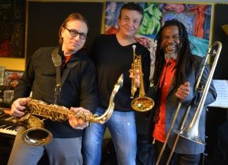 6. NicolasGueret,Christian Martinez &Pierre