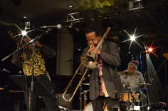 Azanian Diaspora Ensemble @ RFH London Jazz 22/11/14