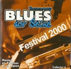 Blues en Scène