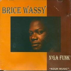 Brice Wassy, N'Ga Funk-2