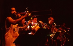 Clan Destin at the Hot Brass
