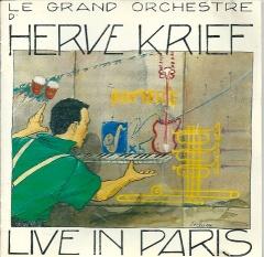 Hervé Krief, Live in Paris