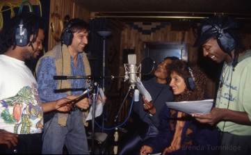 """Ce que tu veux"" recording session 1993"